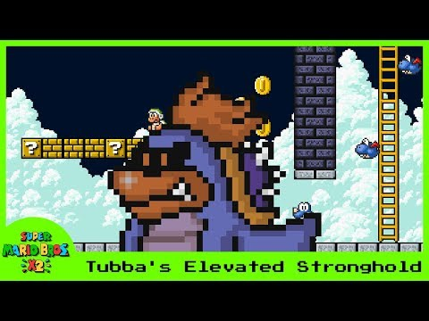 SMBX2] Tubba's Elevated Stronghold (Another SecuPupps