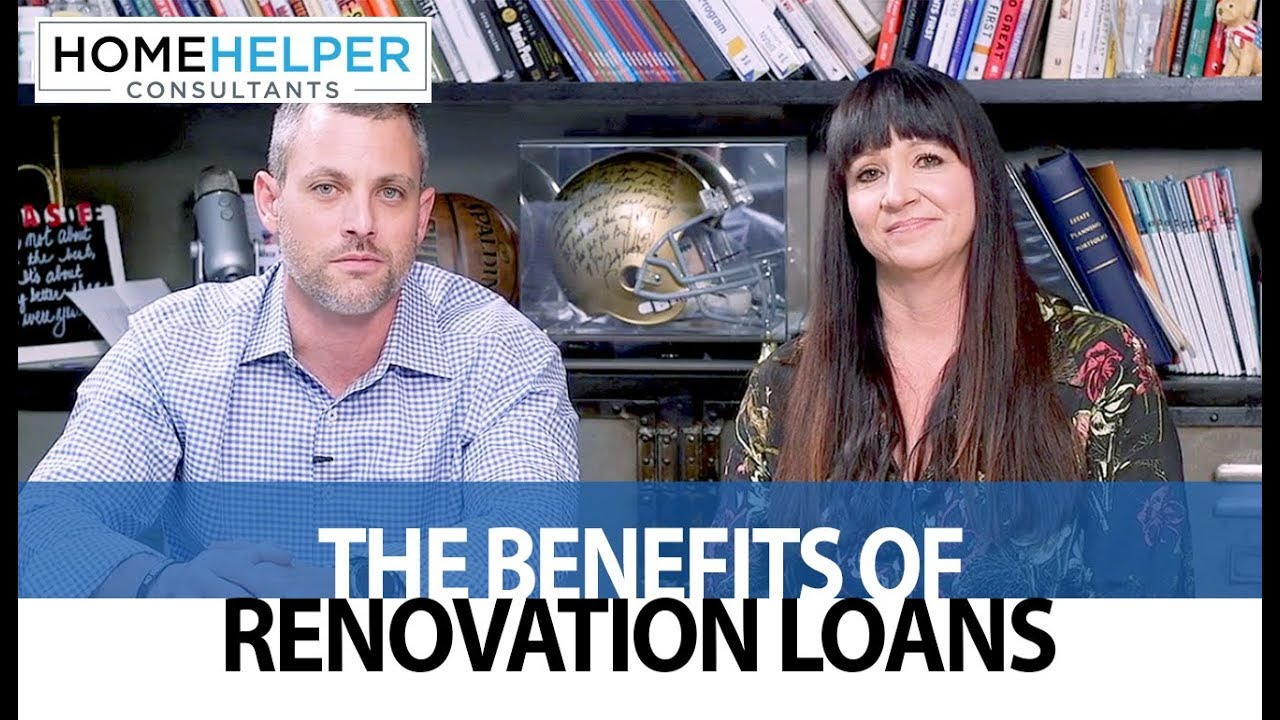 How Do Renovation Loans Work?