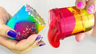 The most expensive Satisfying Slime video - Oddly Satisfying Compilation