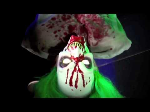 Spirit Halloween - Spirit Clown Train 2013