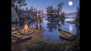 Проходение SKYRIM -Кратос-#1 Frostfall МОД НАЧИНАЕМ