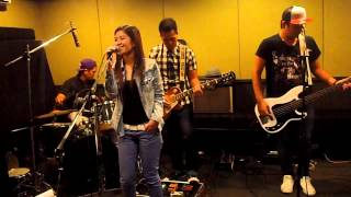 """IKTUS - """"IMY"""" (I Miss You) on RX93.1 Concert Series hosted by Rico Robles"""