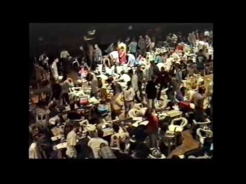 Intel Outside Party I, 11-12,08,1994, Warszawa,