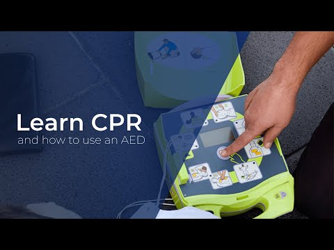 CPR and AED Instructional Video - YouTube