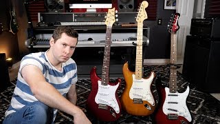 """The """"Stratocaster"""" Shootout Game"""