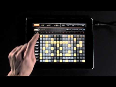 dm1 ipad drum machine gets major update sneak preview synthtopia. Black Bedroom Furniture Sets. Home Design Ideas