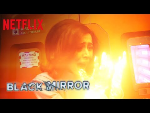 Black Mirror Season 4 Teaser