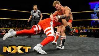 Moustache Mountain vs. Street Profits: Dusty Rhodes Classic First-Round Match: WWE NXT, Mar. 6, 2019