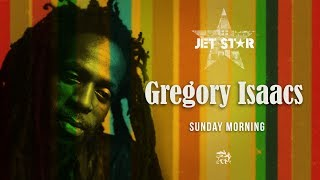 Gregory Isaacs – Sunday Morning – Official Audio | Jet Star Music