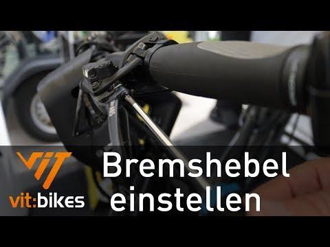 Wie stelle ich meinen Bremshebel richtig ein? - Mit Stefan von Magura - vit:bikesTV