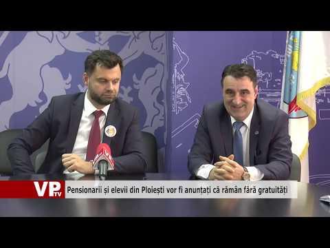 Pensionarii și elevii din Ploiești vor fi anunțați că rămân fără gratuități