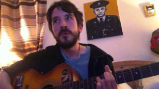 """""""Slow Moves"""" by Jose Gonzales (Acoustic Cover)"""