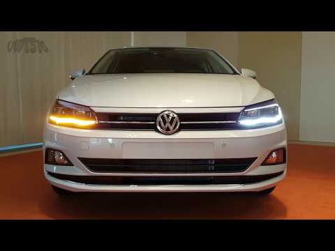 VW Polo NEU 2017 Interieur Exterieur 2018 Volkswagen LED POV no GTI Review #2