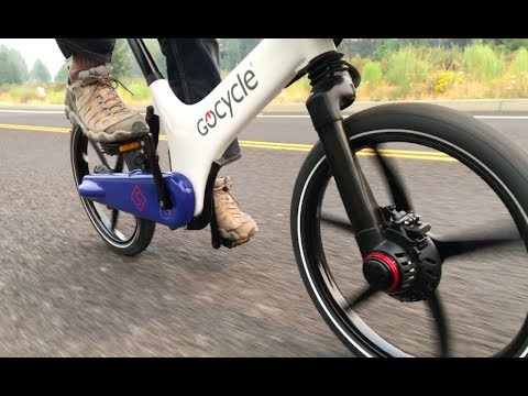 Gocycle GS Electric Bike Review   Electric Bike Report