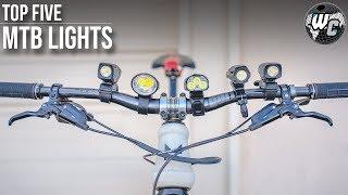 Top 5 MTB Night Riding Lights