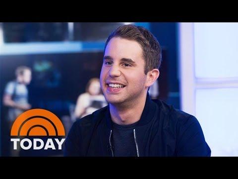 'Pitch Perfect' Star Ben Platt Talks Broadway Show 'Dear Evan Hansen' | TODAY