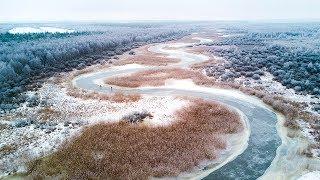 Skating on Frozen Rivers | Estonia