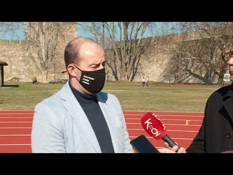 GORAN MARINKOVIĆ SEKRETAR  SAVEZA SPORTOVA SRBIJE U SMEDEREVU  24 02 2021