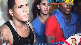 preview picture of video 'RECLUSOS DE MAO SECUESTRAN PENITENCIARIOS POR TRASLADO'