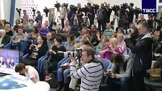 """Пресс-конференция фильма """"Матильда"""" в ТАСС 13 июня 2017 года"""