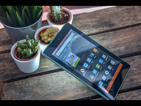 The New Fire 7 Tablet from Amazon | The Best Value Tablet You Can Buy?