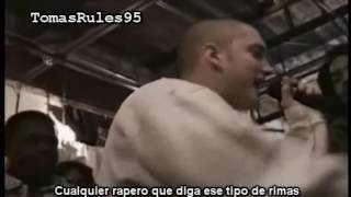Rare Eminem Underground Rap Battle (1996 Hip Hop Shop)