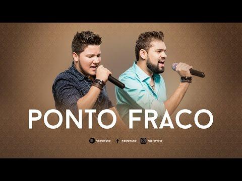 Música Ponto Fraco (Letra)
