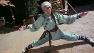 Michelle Yeoh vs Norman Chu in Wing Chun      Martial Arts In Cinema   Facebook