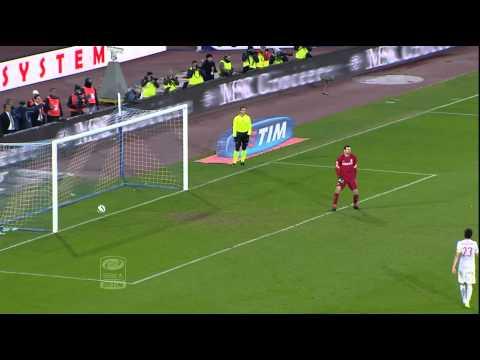 Napoli-Inter 2-2 26a giornata di Serie A TIM 2014/2015 HL (90 sec)