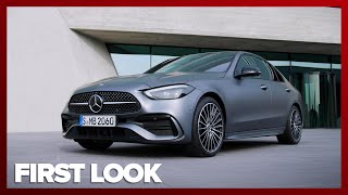 2022 Mercedes-Benz C-Class gains standard hybrid tech and S-Class smarts by Roadshow
