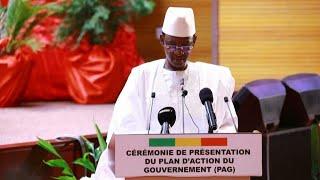 Mali: le plan d'action du Premier ministre Choguel Maïga adopté • FRANCE 24