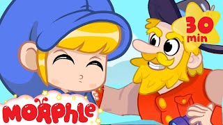 Mila Vs The Pirates - My Magic Pet Morphle | Cartoons For Kids | Morphle TV | Kids Videos