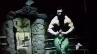 Качалка Девяностых, мой второй тренинг по  сценическим боям