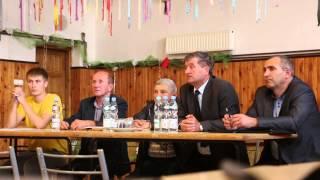 Draganowa - Awantura na zebraniu wiejskim, odwołanie sołtysa