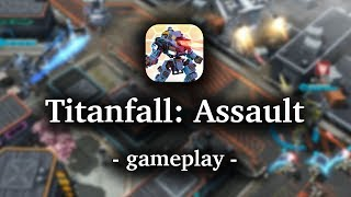Titanfall: Assault [by NEXON M] - HD [60 FPS] Gameplay (iOS/Android)