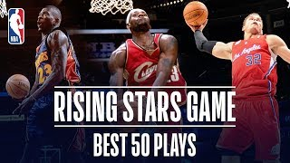 The Best 50 Plays From The Rising Stars Games