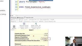 Finding Expensive Lookups in SQL Server by Amit Bansal