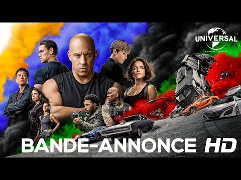 Bande-annonce Fast & Furious 9 Universal Pictures International France