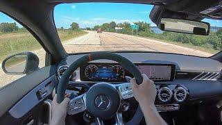[WR Magazine] 2020 Mercedes-AMG A35 Sedan - POV Test Drive (Binaural Audio)