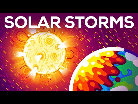 What Kind of Damage Can a Solar Storm do to Earth?