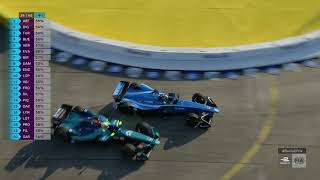 #FormulaE - Berlin ePrix 2018 - Race highlights