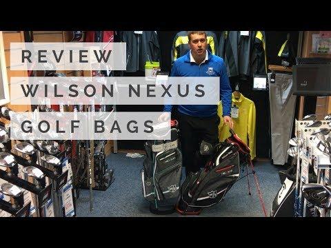 Wilson Nexus Golf Bags