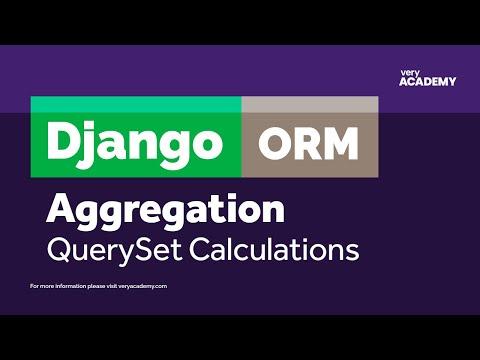 Django Aggregation thumbnail