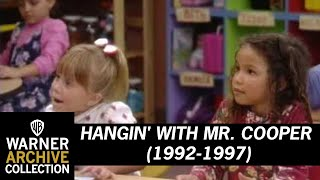 Mark Cooper Is Michelle Tanner's Substitute! (Hangin With Mr. Cooper- Full House Crossover) *rare*