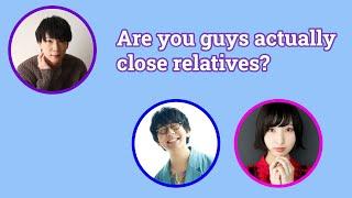 [Kamisama ni natta radio] Sakura Ayane and Hanae Natsuki are mistaken as close relatives