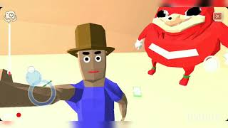 Dude Theft Wars #1|Как найти пасхалку с Наклзом