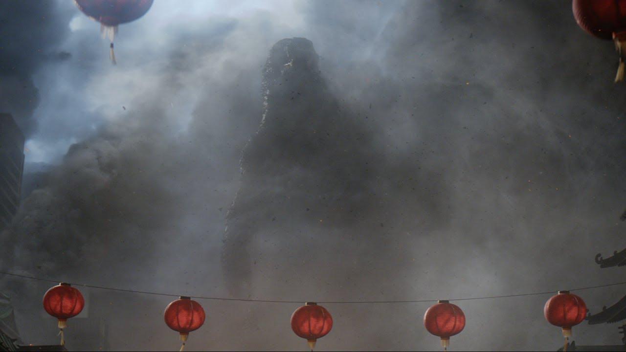 Video trailer för Godzilla - International Trailer [HD]