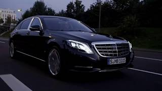 Mercedes Maybach S Class X222 2017 Official Trailer