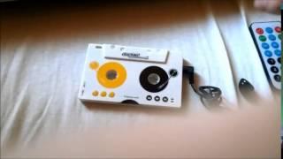Kassettenradio Adapter fürs Auto