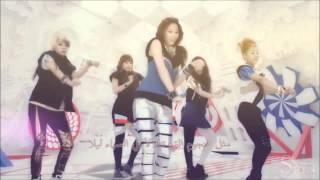 Krystal, Luna & Amber - Spread It's Wings (God of Study OST) arabic sub